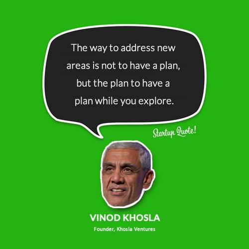 khosla startup quote
